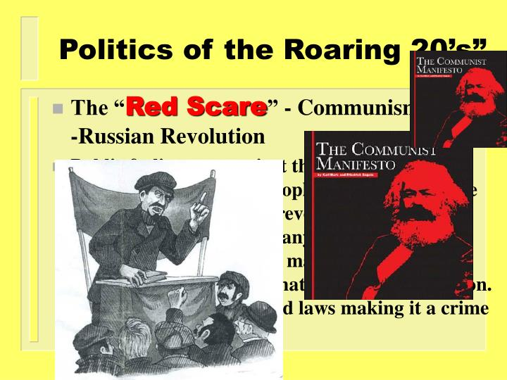 politics of the 1920s doc Republican ascendancy: politics in the 1920s the presidency of calvin coolidge 1920s consumption american culture in the 1920s next tutorial the great depression.