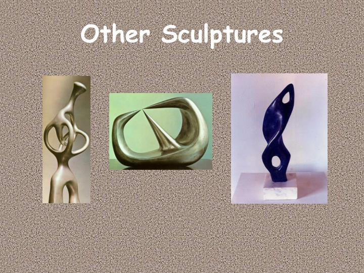 Other Sculptures