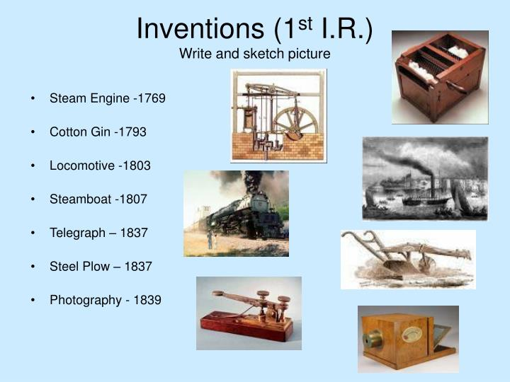 Inventions (1