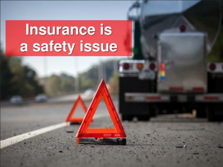 Insurance is