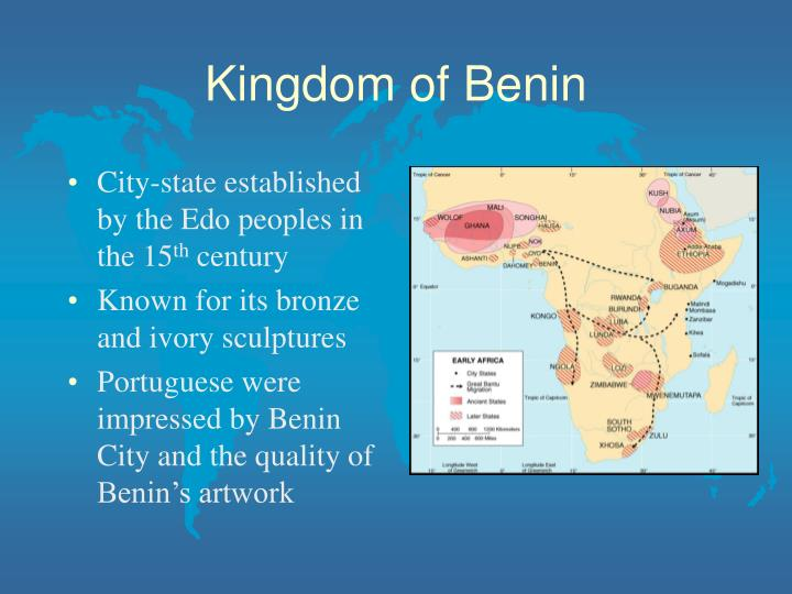 Kingdom of Benin