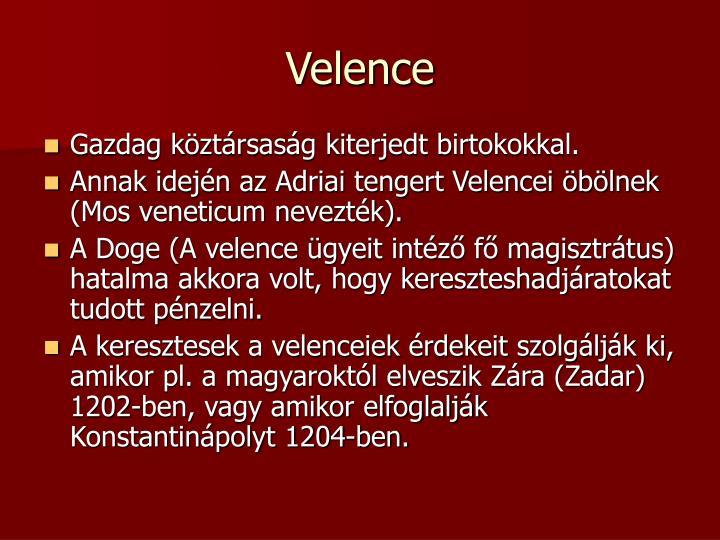 Velence