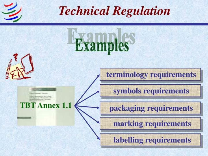 Technical Regulation