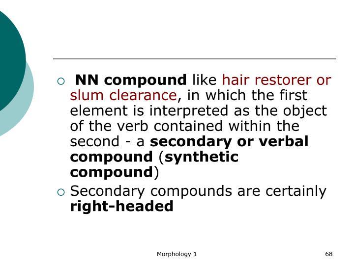 NN compound