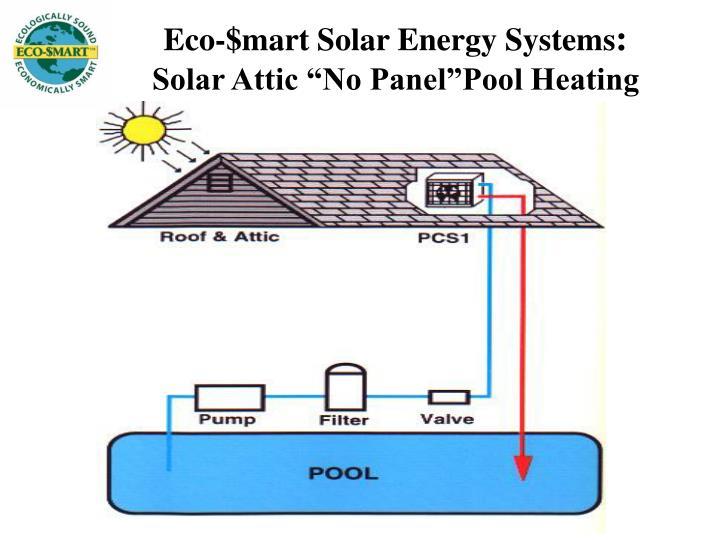 Eco-$mart Solar Energy Systems
