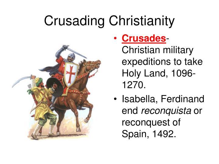 Crusading Christianity