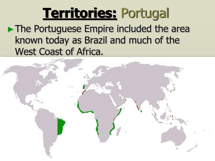 The 10 Greatest Empires In The History Of The World ... |Portuguese Territory
