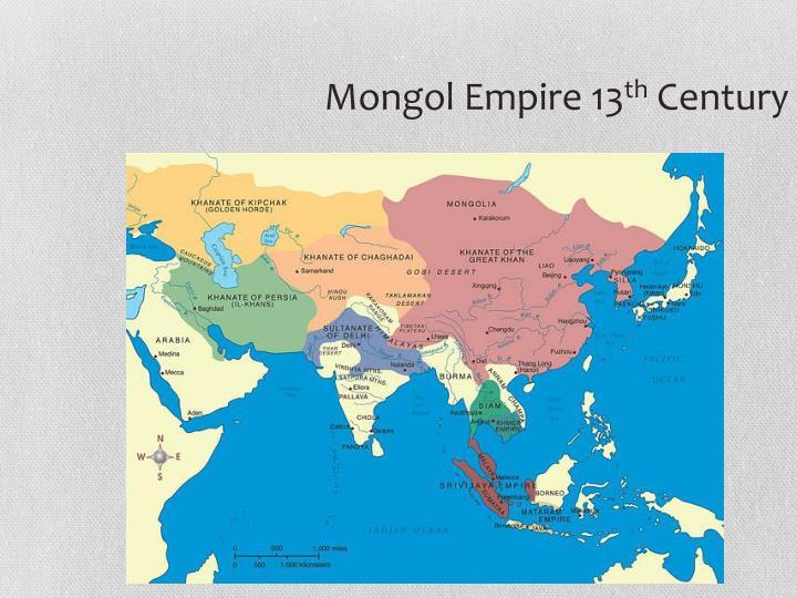 Mongol Empire 13