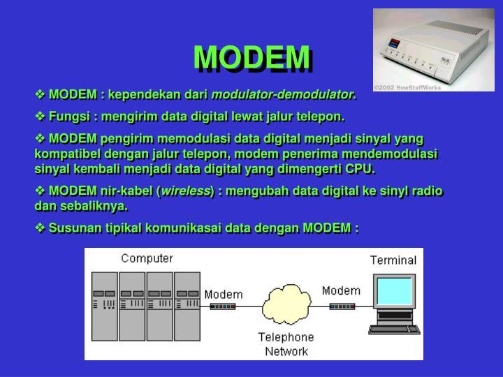 MODEM