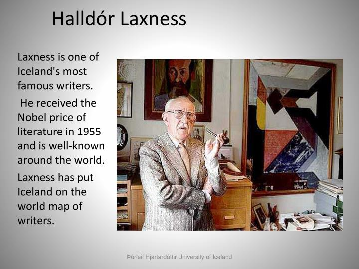 Halldór Laxness