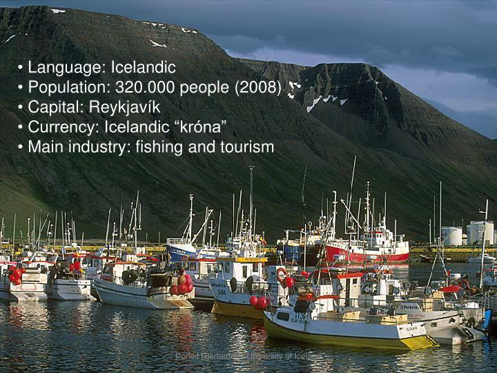 Language: Icelandic