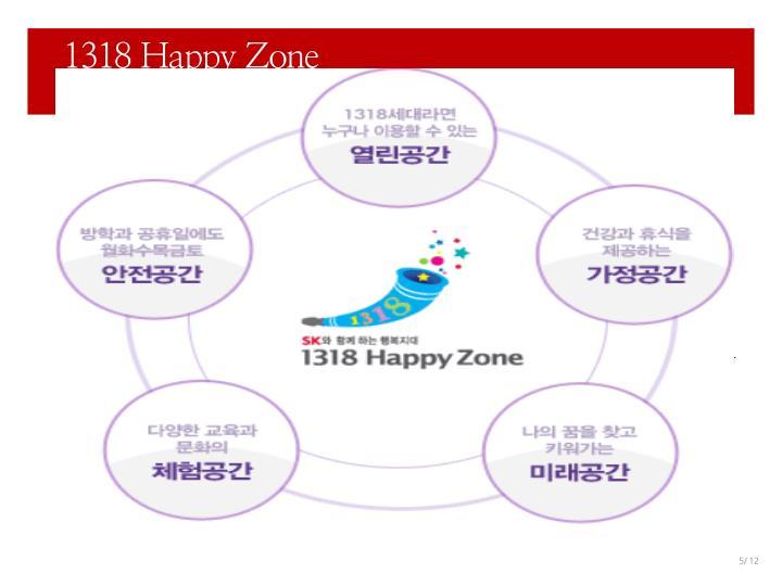 1318 Happy Zone