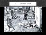 ii the black death