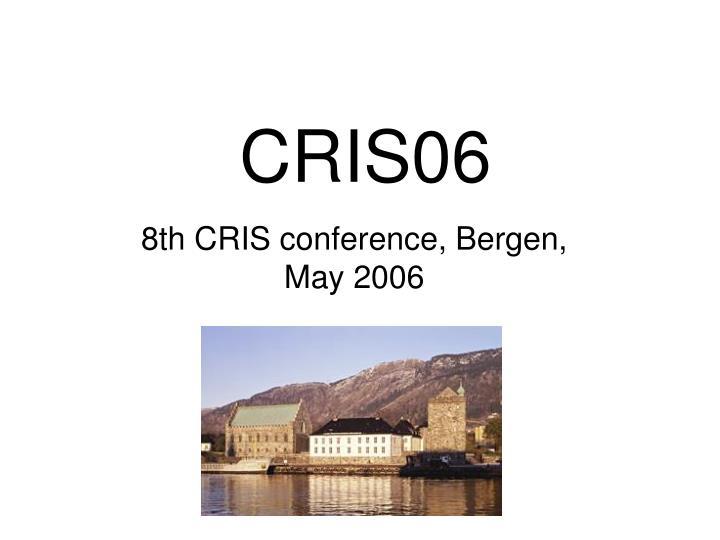 CRIS06