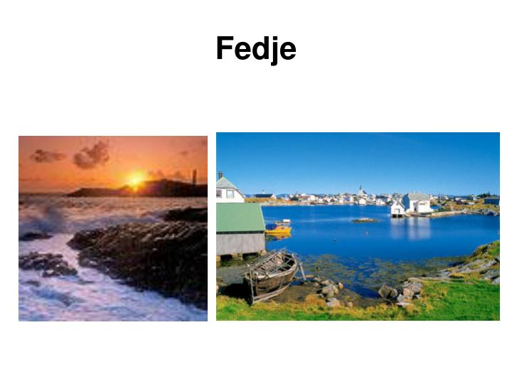 Fedje