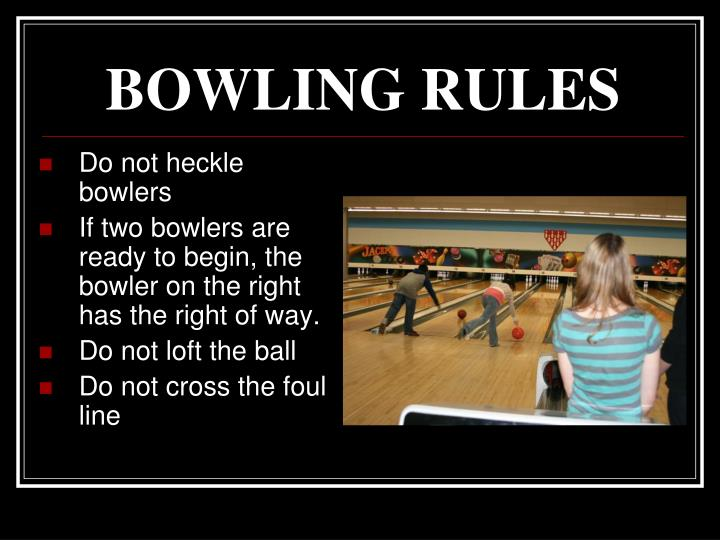 Do not heckle  bowlers
