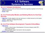 4 3 software systems services1