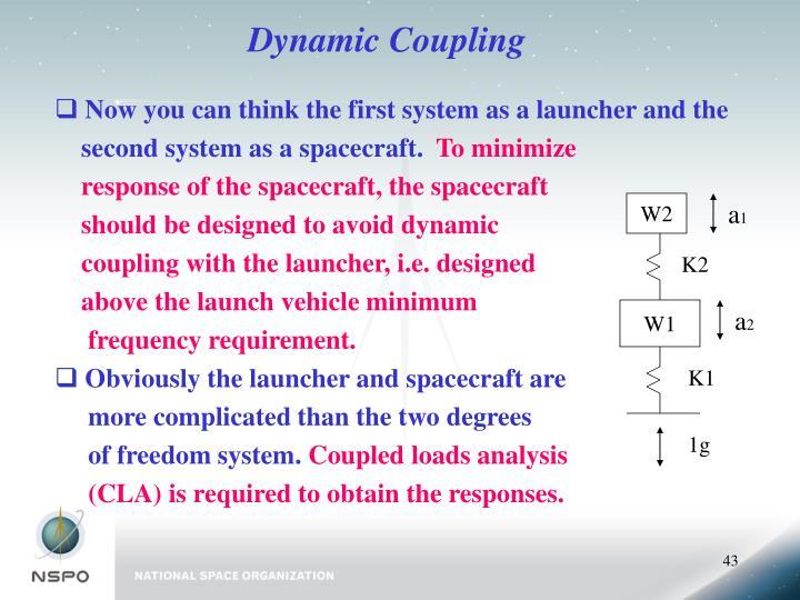 Dynamic Coupling