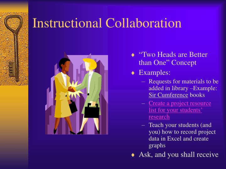 Instructional Collaboration
