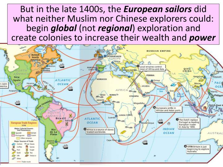 The World Made New Why The Age Of Exploration Happened: THE AGE OF EXPLORATION PowerPoint Presentation