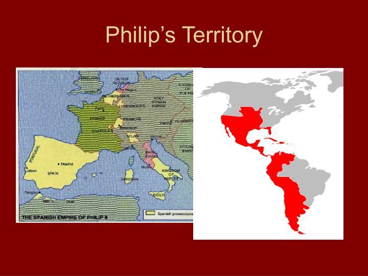 Philip's Territory