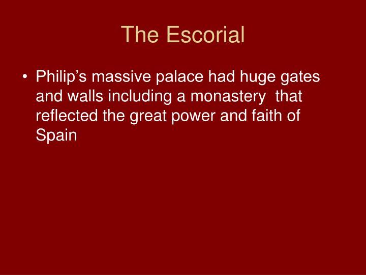 The Escorial