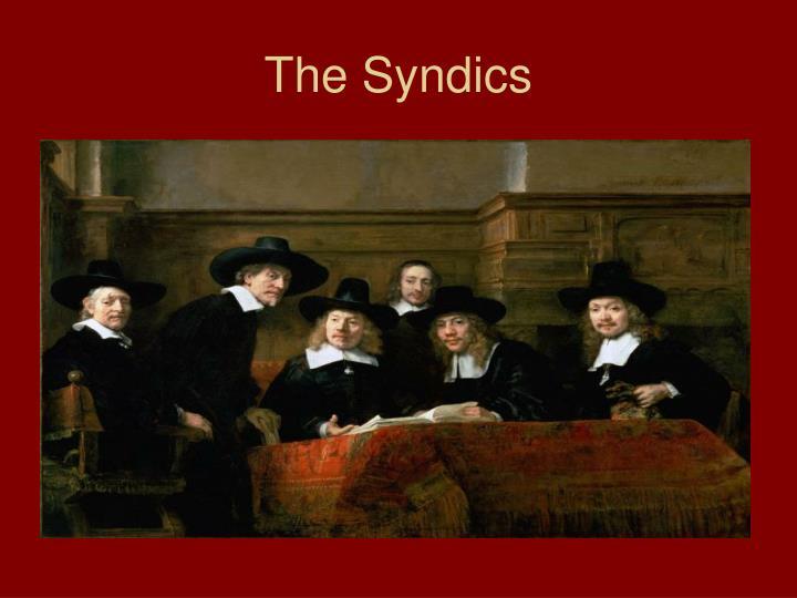 The Syndics
