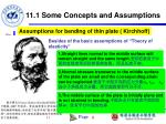 11 1 some concepts and assumptions3