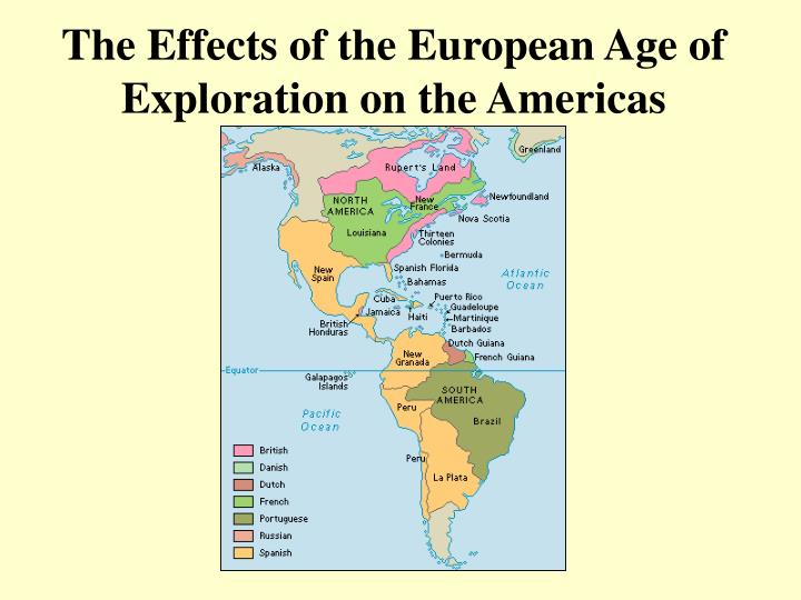 Age Of Exploration Ppt: The Age Of Exploration: Interactions & Conflict Ms