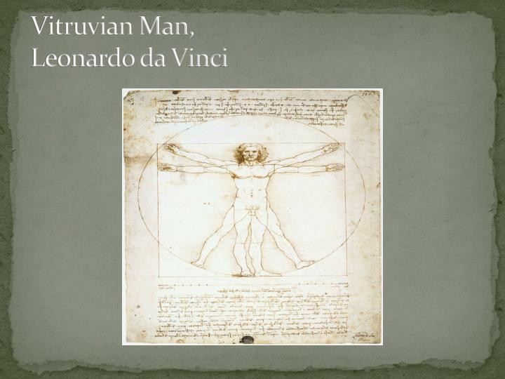 Vitruvian Man,