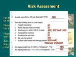 risk assessment4