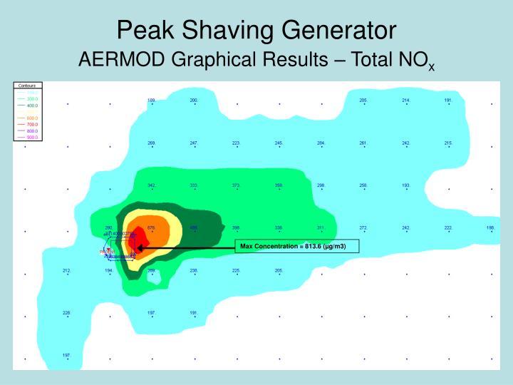 Peak Shaving Generator