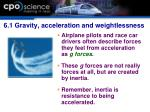 6 1 gravity acceleration and weightlessness1