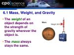 6 1 mass weight and gravity1
