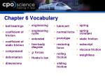 chapter 6 vocabulary