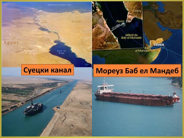Суецки канал