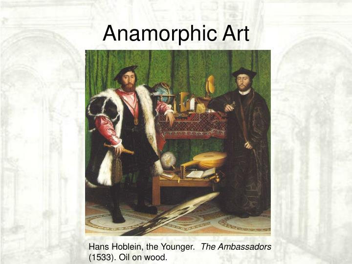 Anamorphic Art