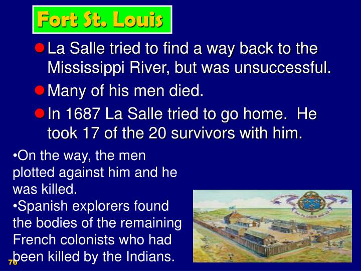 Fort St. Louis