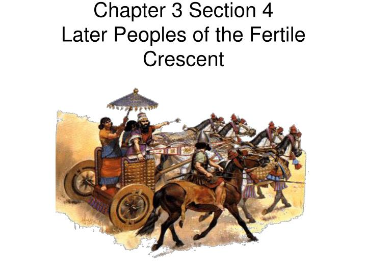 history of the fertile crescent history essay Define fertile crescent a narrow strip of land in western ancient asia named for its fruitfulness and for the likeness of its shape to a crescent moon, includes portions of the modern nations of israel, jordan, lebanon, syria, turkey, and iraq.