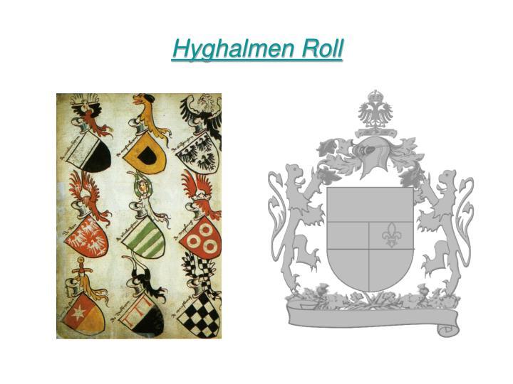 Hyghalmen Roll