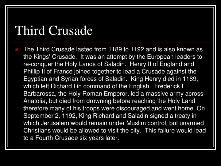 Third Crusade