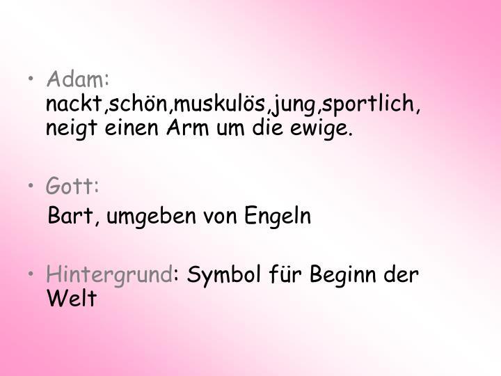 Adam: