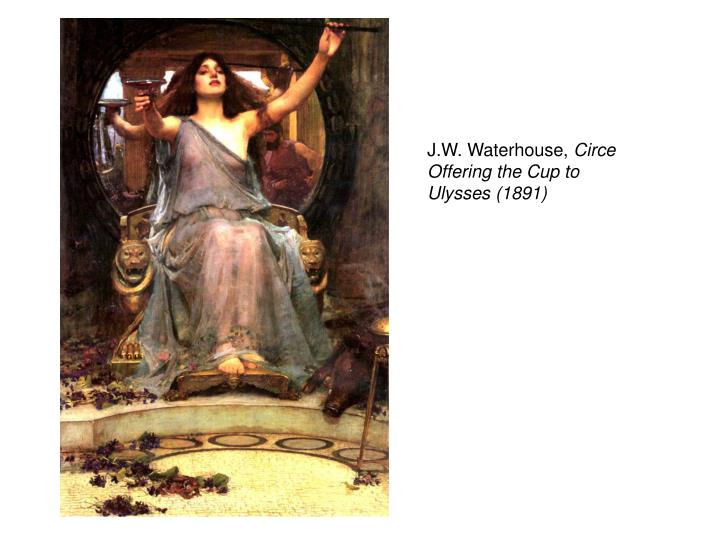 J.W. Waterhouse,