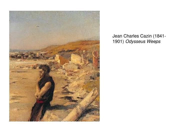 Jean Charles Cazin (1841-1901)