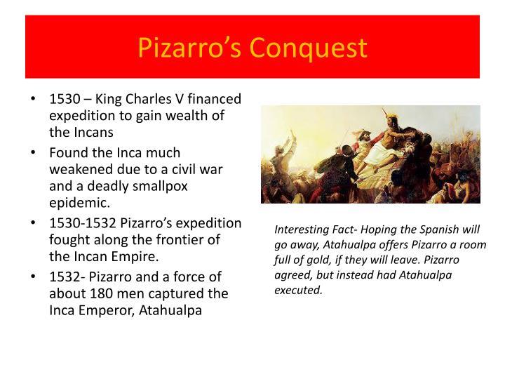 Pizarro's Conquest