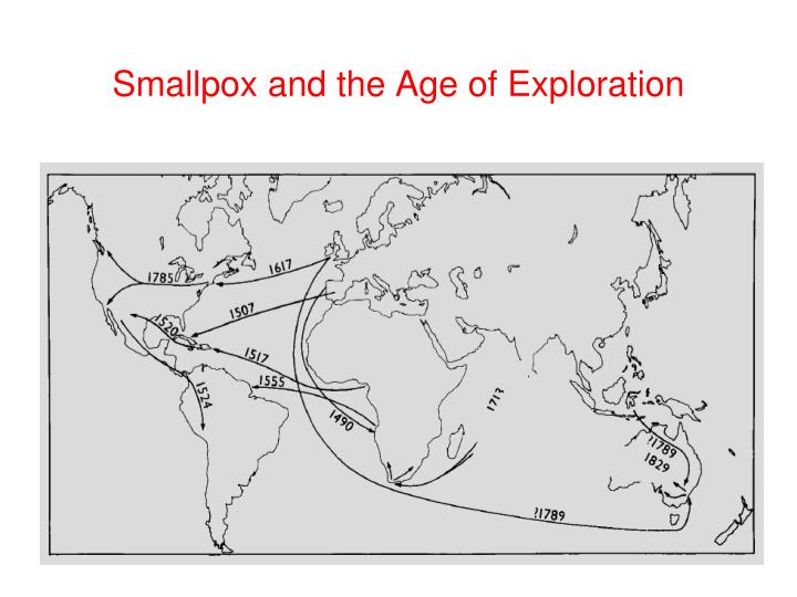 Smallpox and the Age of Exploration