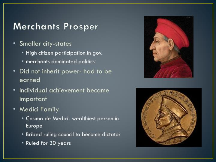 Merchants Prosper