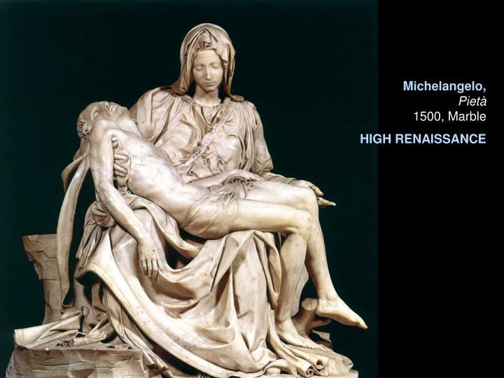 Michelangelo,
