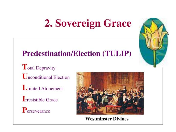 2. Sovereign Grace