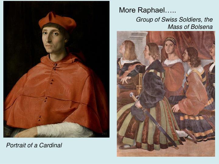 More Raphael…..
